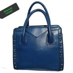 New look blue bag with details